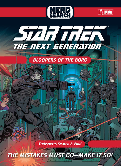 Star Trek Nerd Search: The Next Generation