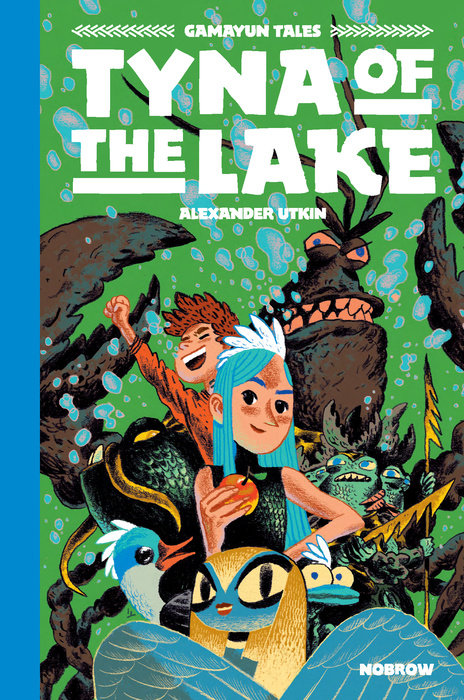 Tyna of the Lake