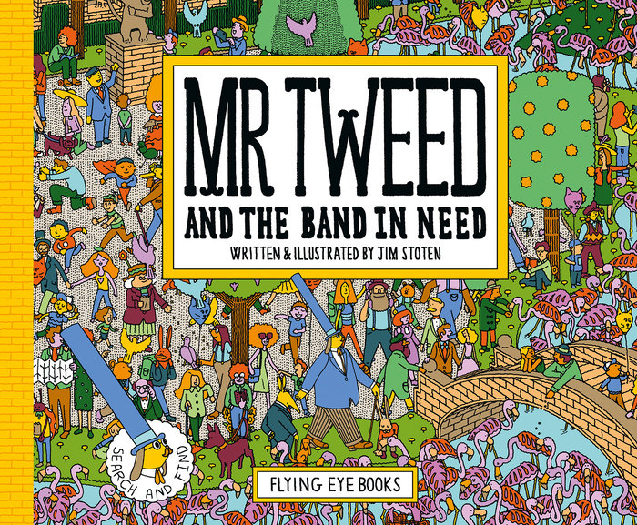 Mr. Tweed and the Band in Need