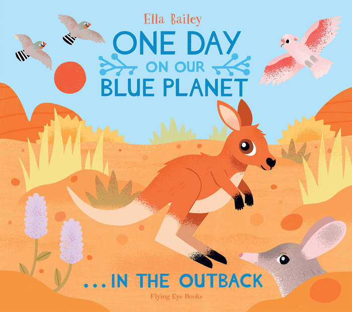 One Day On Our Blue Planet: In the Outback