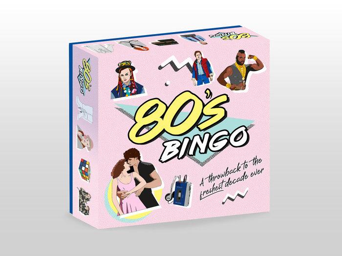 80s Bingo