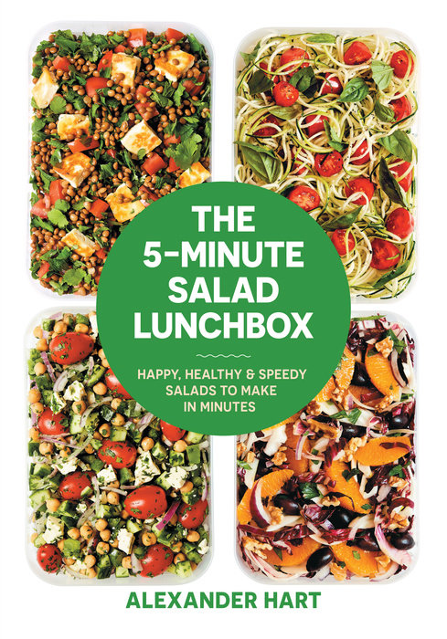 The 5-Minute Salad Lunchbox