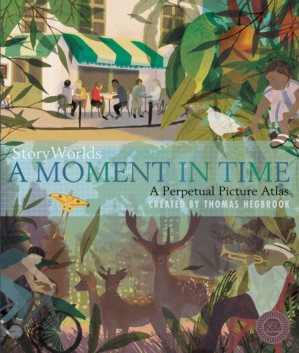 StoryWorlds: A Moment in Time
