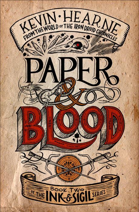 Paper & Blood
