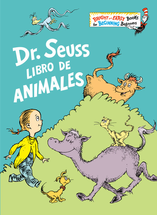 Dr. Seuss Libro de animales (Dr. Seuss's Book of Animals Spanish Edition)