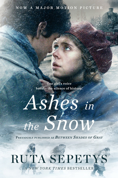 Ashes in the Snow (Movie Tie-In)