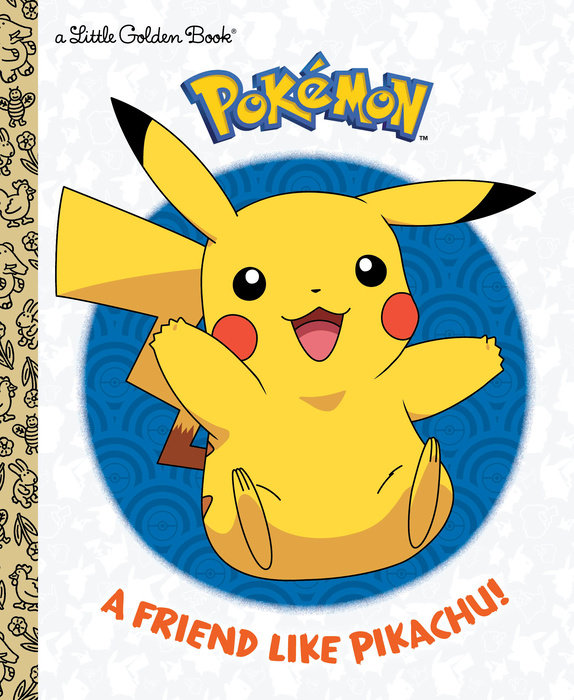 A Friend Like Pikachu! (Pokémon)