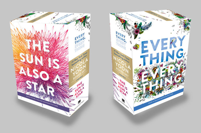 Nicola Yoon Boxed Set