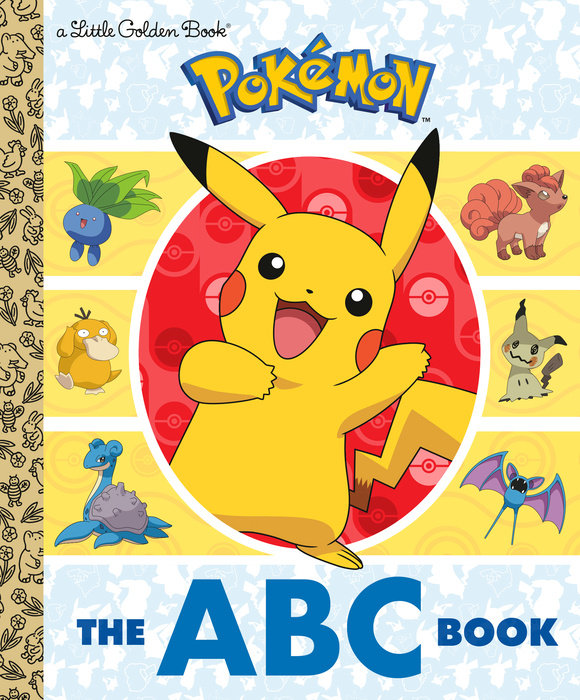 The ABC Book (Pokémon)