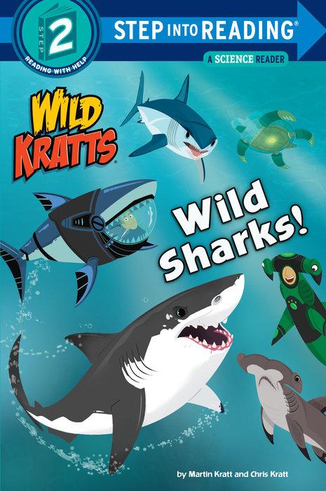 Wild Sharks! (Wild Kratts)
