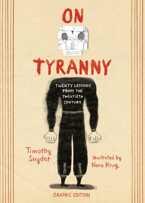 On Tyranny Graphic Edition