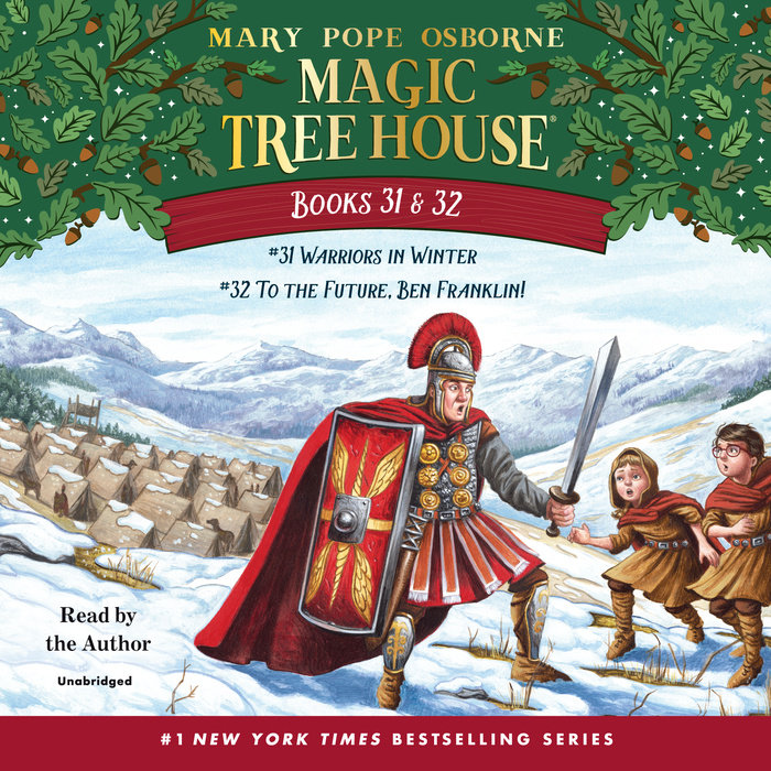 Magic Tree House: Books 31 & 32