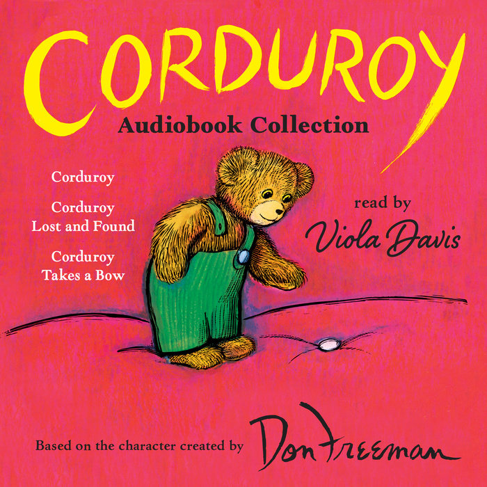 Corduroy Audiobook Collection