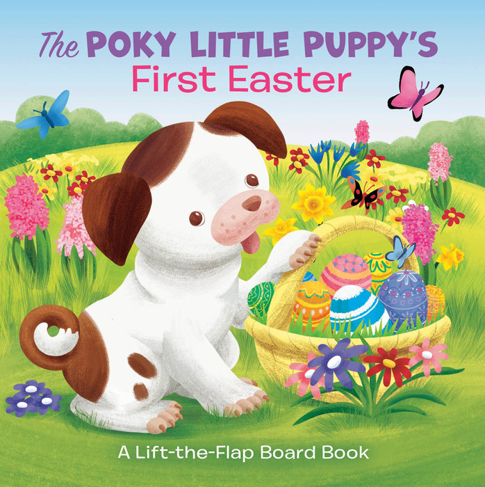 The Poky Little Puppy's First Easter