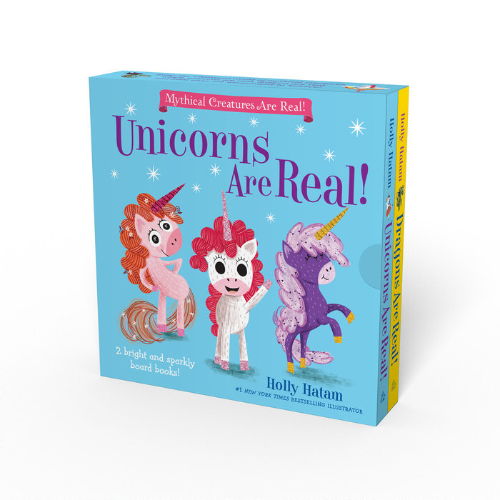 Mythical Creatures Are Real! Boxed Set