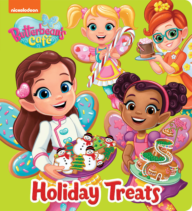 Holiday Treats (Butterbean's Cafe)