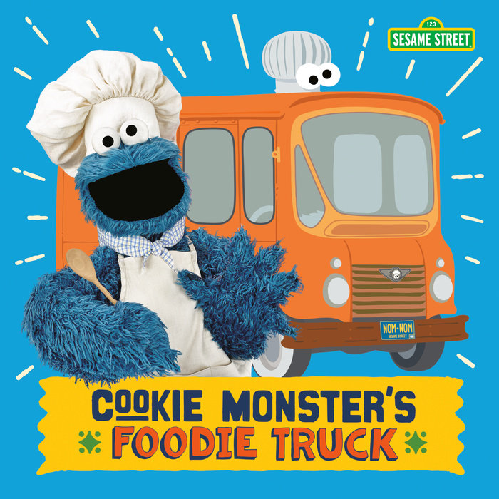 Cookie Monster's Foodie Truck (Sesame Street)