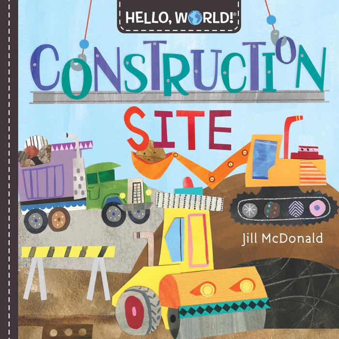 Hello, World! Construction Site
