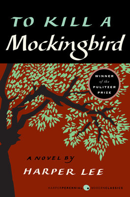 Cover art for To Kill a Mockingbird