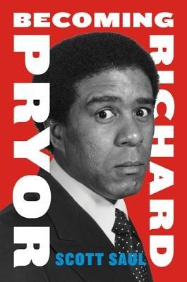 Cover art for Becoming Richard Pryor