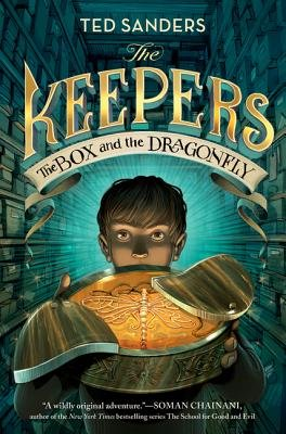 Cover of The Keepers: The Box and the Dragonfly