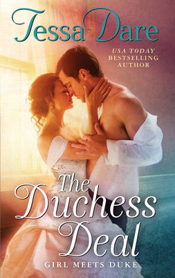 Cover of The Duchess Deal: Girl Meets Duke