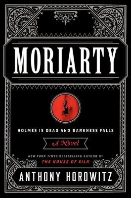 Cover art for Moriarty