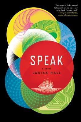 Cover art for Speak