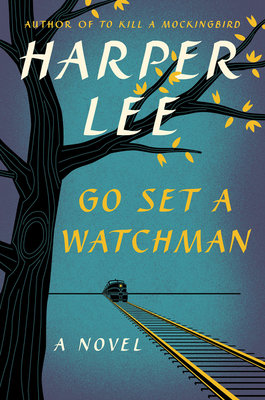 Cover art for Go Set a Watchman