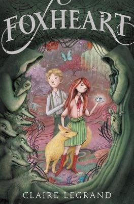 Cover of Foxheart