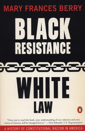 Black Resistance/White Law