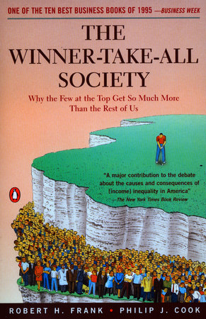 The Winner-Take-All Society