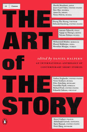 The Art of the Story