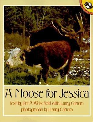 A Moose for Jessica