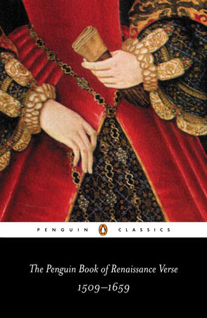 The Penguin Book of Renaissance Verse