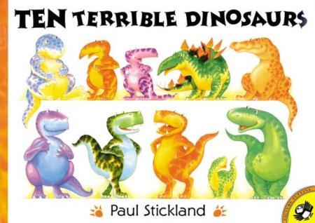 Ten Terrible Dinosaurs