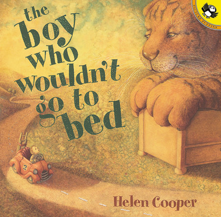 The Boy Who Wouldn't Go to Bed