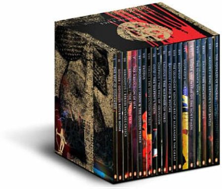 Penguin Epics Boxed Set