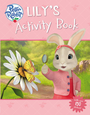 Lily's Activity Book
