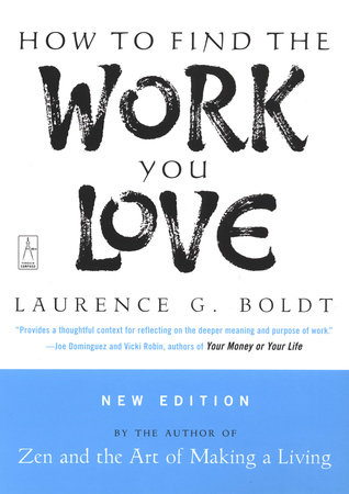 How to Find the Work You Love