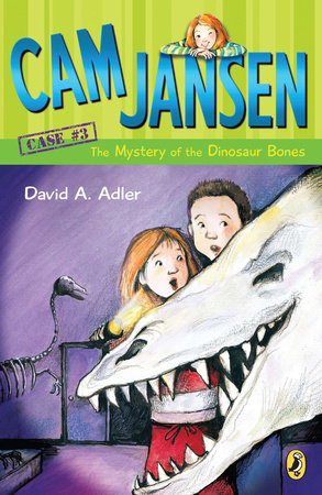Cam Jansen and the Mystery of the Dinosaur Bones #3