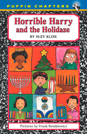 Horrible Harry and the Holidaze