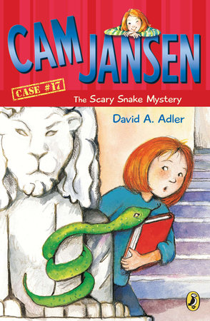 Cam Jansen: The Scary Snake Mystery #17