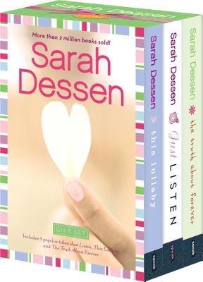 The Sarah Dessen Gift Set (3 Books)