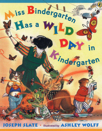 Miss Bindergarten's Wild Day