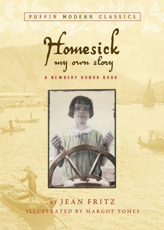 Homesick (Puffin Modern Classics)