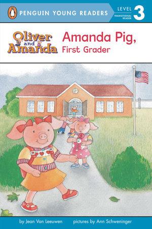 Amanda Pig, First Grader