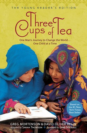 Three Cups of Tea: Young Readers Edition