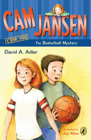 Cam Jansen: the Basketball Mystery #29