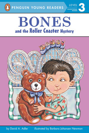 Bones and the Roller Coaster Mystery #7